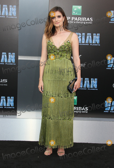Anna Wood Photo - 17 July 2017 - Hollywood California - Anna Wood Valerian and the City of a Thousand Planets World Premiere held at TCL Chinese Theatre Photo Credit AdMedia Photo Credit F SadouAdMedia