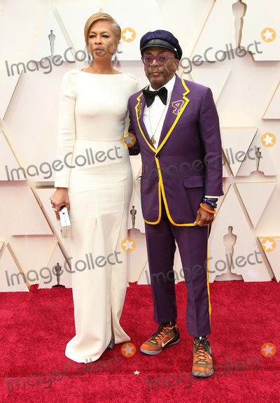 Spike Lee Photo - 09 February 2020 - Hollywood California - Spike Lee Tonya Lewis Lee 92nd Annual Academy Awards presented by the Academy of Motion Picture Arts and Sciences held at Hollywood  Highland Center Photo Credit AdMedia