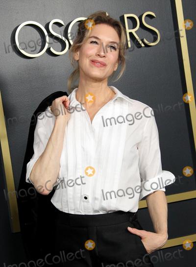 Renee Zellweger Photo - 27 January 2020 - Hollywood California - Renee Zellweger 92nd Academy Awards Nominees Luncheon held at the Ray Dolby Ballroom in Hollywood California Photo Credit AdMedia