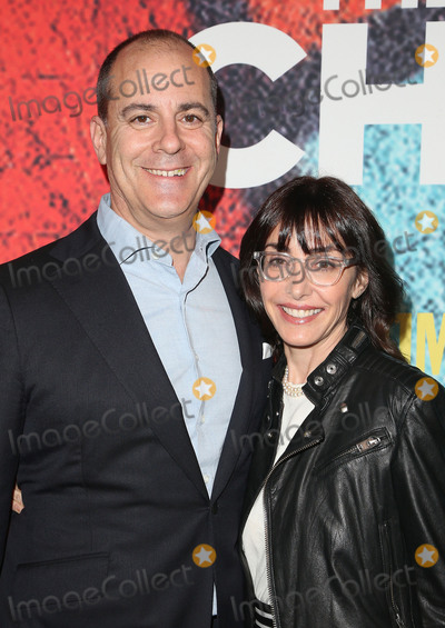 Andrea Blaugrund Nevins Photo - 03 January 2018 - Los Angeles California - Andrea Blaugrund Nevins David Nevins Showtimes The Chi Los Angeles Premiere held at Downtown Independent Photo Credit F SadouAdMedia
