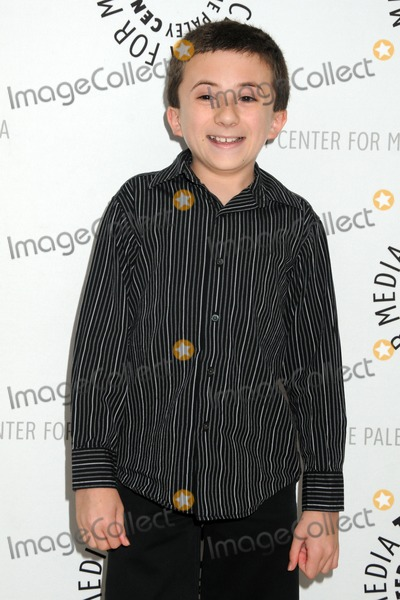 Atticus Shaffer Photo - 13 August 2011 - Beverly Hills California - Atticus Shaffer PaleyFest Family 2011 Presents Disneys Fish Hooks held at The Paley Center for Media Photo Credit Byron PurvisAdMedia