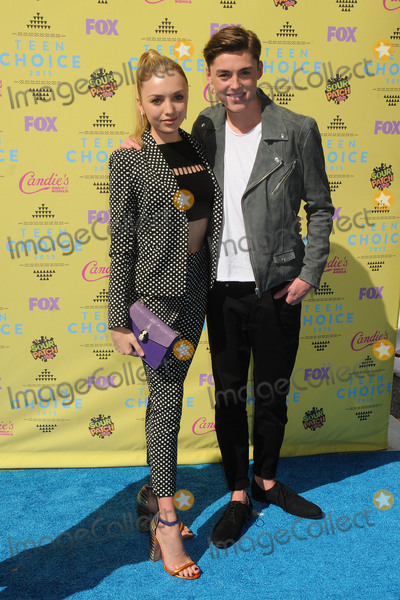 Peyton List Photo - 16 August 2015 - Los Angeles California - Peyton List Spencer List Teen Choice Awards 2015 - Arrivals held at the USC Galen Center Photo Credit Byron PurvisAdMedia