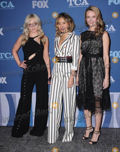 Amy Acker Photo - 04 January 2018 - Pasadena California - Natalie Alyn Lind Jamie Chung Amy Acker FOX Winter TCA 2018 All-Star Partyheld at The Langham Huntington Hotel in Pasadena Photo Credit Birdie ThompsonAdMedia
