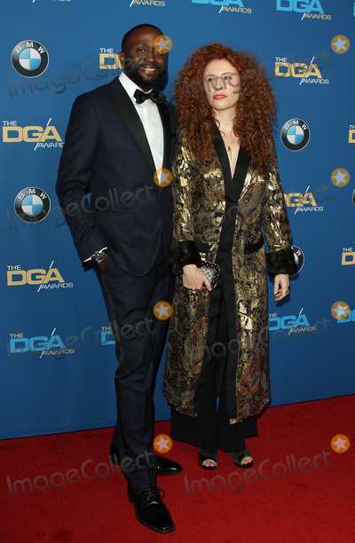 Alma Harel Photo - 03 February 2018 - Los Angeles California - Alma Harel and guest 70th Annual DGA Awards Arrivals held at the Beverly Hilton Hotel in Beverly Hills Photo Credit AdMedia
