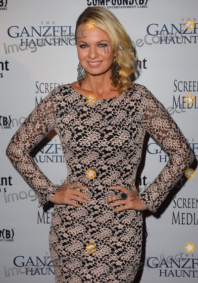 Angeline-Rose Troy Photo - 06 February 2014 - Beverly Hills California - Angeline Rose Troy Arrivals for the Los Angeles premiere of The Ganzfeld Haunting at the Laemmle Theater in Beverly Hills Ca Photo Credit Birdie ThompsonAdMedia