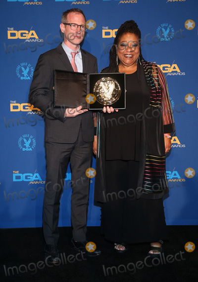 Amos Gita Photo - 25 January 2020 - Los Angeles California - Spike Jonze Diane Amos 72nd Annual Directors Guild Of America Awards (DGA Awards 2020) held at the The Ritz Carlton Photo Credit F SadouAdMedia
