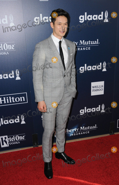 Harry Shum Jr Photo - 01 April 2017 - Beverly Hills California - Harry Shum Jr  28th Annual GLAAD Media Awards held at The Beverly Hilton Hotel in Beverly Hills Photo Credit Birdie ThompsonAdMedia