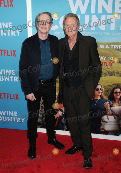 Steve Buscemi Photo - Steve Buscemi and Michael Buscemi at the World Premiere of WINE COUNTRY at the Paris Theater in New York New York  USA 08 May 2019