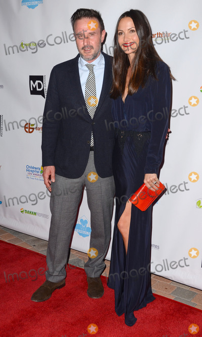 Audrey Hepburn Photo - 05 March 2015 - Hollywood California - David Arquette Christina McLarty Brighter Future for Children Gala by The Dream Builders Project to benefit Childrens Hospital Los Angeles Audrey Hepburn CARES Center held at Taglyan Cultural Center Photo Credit Birdie ThompsonAdMedia