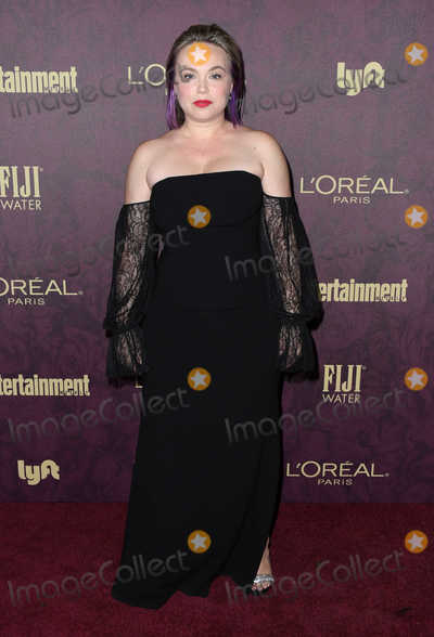 Amanda Fuller Photo - 15 September 2018 - West Hollywood California - Amanda Fuller 2018 Entertainment Weekly Pre-Emmy Party held at the Sunset Tower Hotel Photo Credit Birdie ThompsonAdMedia