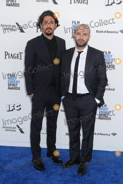 Antonio Campos Photo - 27 February 2016 - Santa Monica California - Josh Mond Antonio Campos 31st Annual Film Independent Spirit Awards - Arrivals held at the Santa Monica Pier Photo Credit Byron PurvisAdMedia
