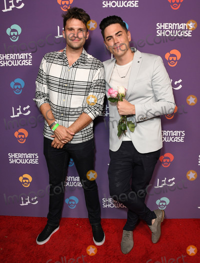 Tom Schwartz Photo - 30 July 2019 - West Hollywood California - Tom Schwartz Tom Sandoval IFCs Shermans Showcase Premiere Party held at The Peppermint Club Photo Credit Birdie ThompsonAdMedia