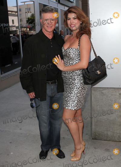 Alan Thicke Photo - 13 December 2016 - Burbank California - Alan Thicke beloved TV dad and real-life father of RB and pop superstar Robin Thicke died Tuesday at age 69 of a heart attack while playing hockey with his 19 year-old son Carter Thicke File Photo 14 September 2010 - Hollywood CA - Alan Thicke and wife Tanya Callau Bill Maher Receives Star On The Hollywood Walk Of Fame held On The Hollywood Walk Of Fame Photo Credit Faye SadouAdMedia