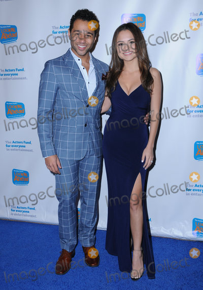 Cordin Bleu Photo - 05 December  2017 - Hollywood California - Cordin Bleu The Actors Fund 2017 Looking Ahead Awards held at The Taglyan Complex in Hollywood Photo Credit Birdie ThompsonAdMedia