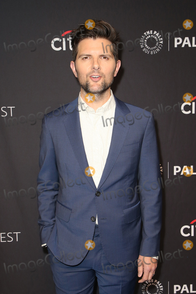 Adam Scott Photo - 21 March 2019 - Hollywood California - Adam Scott The Paley Center For Medias 2019 PaleyFest LA - Parks And Recreation 10th Anniversary Reunion held at The Wolf Theatre at The Dolby Theatre Photo Credit Faye SadouAdMedia