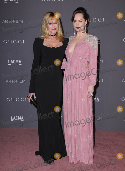 Melanie Griffith Photo - 04 November  2017 - Los Angeles California - Melanie Griffith Dakota Johnson 2017 LACMA ArtFilm Gala held at LACMA in Los Angeles Photo Credit Birdie ThompsonAdMedia