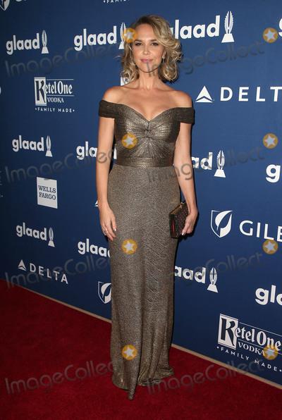 ARIELE KEBBEL Photo - 13 April 2018 - Beverly Hills California - Arielle Kebbel 29th Annual GLAAD Media Awards at The Beverly Hilton Hotel Photo Credit F SadouAdMedia