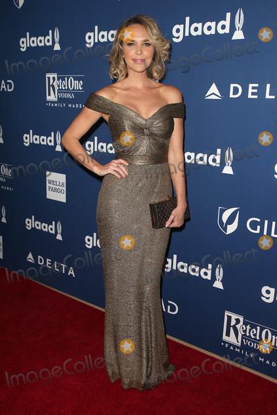 Arielle Kebbel Photo - 13 April 2018 - Beverly Hills California - Arielle Kebbel 29th Annual GLAAD Media Awards at The Beverly Hilton Hotel Photo Credit F SadouAdMedia