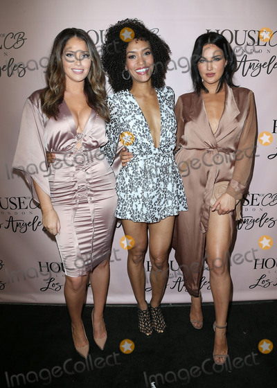 Annie  Ilonzeh Photo - 14 June 2016 - West Hollywood California - Olivia Pierson Annie Ilonzeh Natalie Halcro House of CB Flagship Store Launch held at The House of CB Store Photo Credit SammiAdMedia