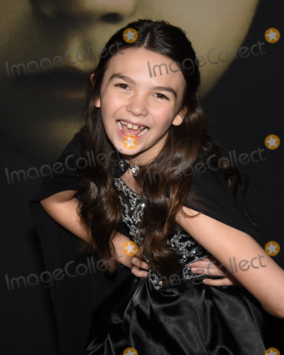 TCL Chinese Theatre Photo - 21 January 2020 - California - Brooklynn Prince Premiere Of Universal Pictures The Turning held at the TCL Chinese Theatre Photo Credit Billy BennightAdMedia
