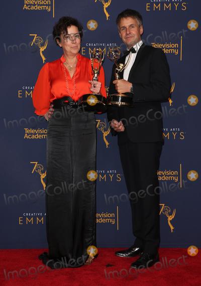 Nina Gold Photo - 08 September 2018 - Los Angeles California - Nina Gold Robert Sterne 2018 Creative Arts Emmys Awards held at Microsoft Theater Photo Credit F SadouAdMedia