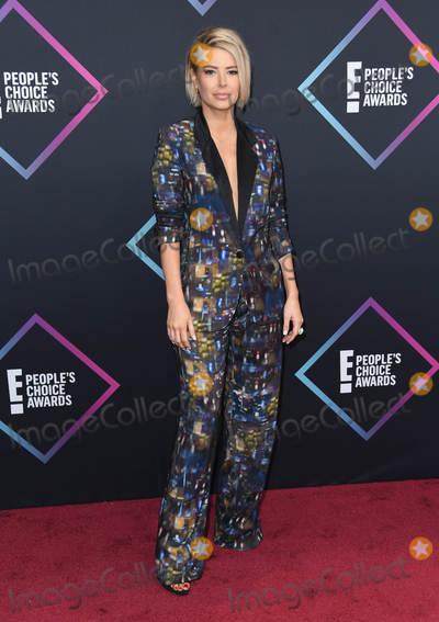 Ariana Madix Photo - 11 November 2018 - Santa Monica California - Ariana Madix 2018 E Peoples Choice Awards - Arrivals held at Barker Hangar Photo Credit Birdie ThompsonAdMedia
