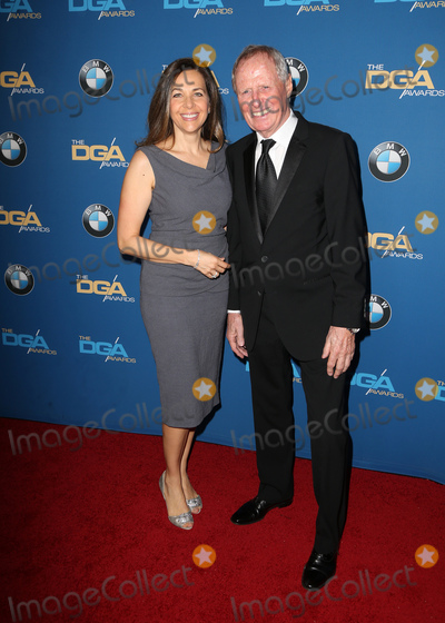 Bertram van Munster Photo - 04 February 2016 -  Beverly Hills California - Bertram van Munster Elise Doganieri 69th Annual Directors Guild Of America Awards held at The Beverly Hilton Hotel Photo Credit Faye SadouAdMedia