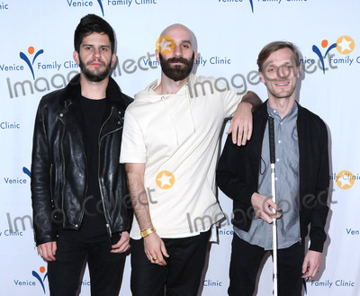 X Ambassadors Photo - 26 March 2017 - Beverly Hills California - X Ambassadors The Venice Family Clinic Silver Circle Gala held at The Beverly Hilton Hotel in Beverly Hills Photo Credit Birdie ThompsonAdMedia