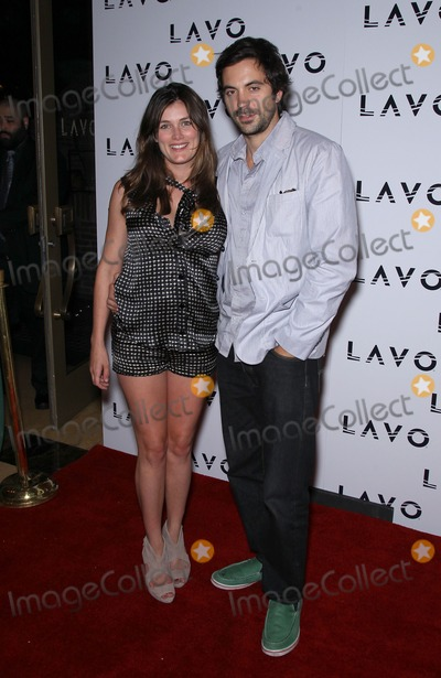 Kat Coiro Photo - 17 September 2011 - Las Vegas Nevada - Kat Coiro Rhys Coiro  Rhys Coiro hosts post fight party at Lavo inside the Palazzo Las Vegas   Photo Credit MJTAdMedia