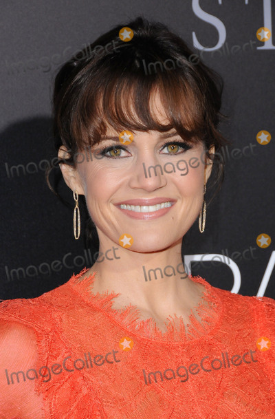 Carla Gugino Photo - 17 January 2017 - Hollywood California - Carla Gugino 2017 The Space Between Us special Los Angeles screening held at Arclight Hollywood Photo Credit Birdie ThompsonAdMedia