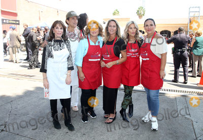 Anne-Marie Johnson Photo - 06 September 2018-  Hollywood California - Kate Linder Amy Aquino Anglica Mara Erin Murphy Ellen K Angelica Vale Anne-Marie Johnson Hollywood Chamber Of Commerces 24th Annual Police and Firefighter appreciation Day held at LAPD Hollywood Division Photo Credit Faye SadouAdMedia