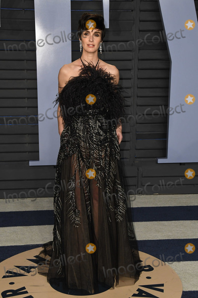 Paz Vega Photo - 04 March 2018 - Los Angeles California - Paz Vega 2018 Vanity Fair Oscar Party following the 90th Academy Awards held at the Wallis Annenberg Center for the Performing Arts Photo Credit Birdie ThompsonAdMedia
