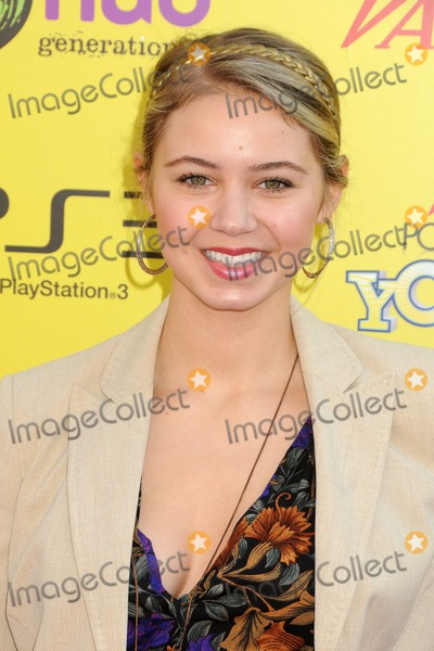 Ayla Kell Photo - 22 October 2011 - Los Angeles California - Ayla Kell Varietys 5th Annual Power Of Youth Event held at Paramount Studios Photo Credit Byron PurvisAdMedia