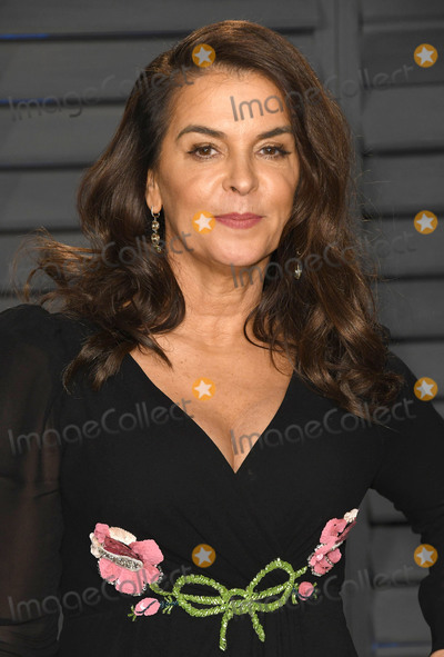 Annabella Sciorra Photo - 04 March 2018 - Los Angeles California - Annabella Sciorra 2018 Vanity Fair Oscar Party hosted following the 90th Academy Awards held at the Wallis Annenberg Center for the Performing Arts Photo Credit Birdie ThompsonAdMedia