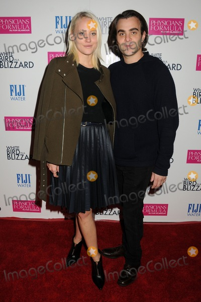 Annette Nyseth Photo - 21 October 2014 - Hollywood California - Annette Nyseth Nicholas Jarecki Nick Jarecki White Bird In A Blizzard Los Angeles Premiere held at Arclight Cinemas Photo Credit Byron PurvisAdMedia
