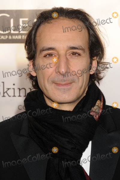 Alexandre Desplat Photo - 10 January 2013 - Santa Monica California - Alexandre Desplat 18th Annual Critics Choice Movie Awards - Arrivals held at Barker Hangar Photo Credit Byron PurvisAdMedia