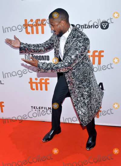 Michael B Jordan Photo - 06 September 2019 - Toronto Ontario Canada - Michael B Jordan 2019 Toronto International Film Festival - Just Mercy Premiere held at Roy Thomson Hall Photo Credit Brent PerniacAdMedia