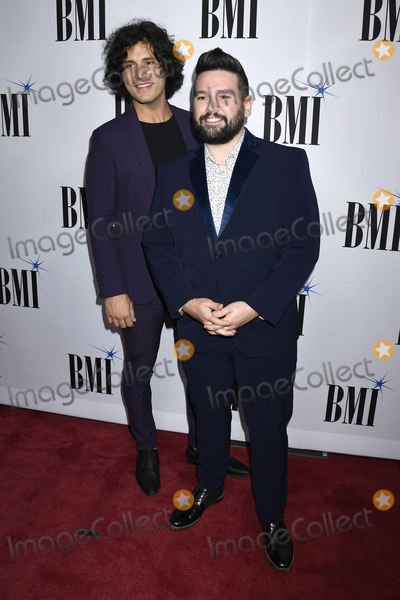 Shai Photo - 13 November 2018 - Nashville Tennessee - Dan Smyers and Shay Mooney Dan  Shay 2018 BMI Country Awards held at BMI Music Row Headquarters Photo Credit Laura FarrAdMedia