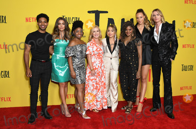 Anjelika Washington Photo - 09 September 2019 - Hollywood California - Rico Paris Clara Wilsey Anjelika Washington Angela Kinsey Sabrina Carpenter Nzingha Stewart Ava Michelle Luke Eisner Netflix Tall Girl Special Screening Los Angeles held at Netflix HOME Theater Photo Credit Birdie ThompsonAdMedia