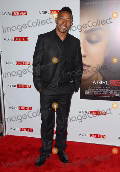 Allen Maldonado Photo - 27 March 2015 - Hollywood California - Allen Maldonado Arrivals for the Los Angeles premiere of A Girl Like Her held at ArcLight Hollywood Photo Credit Birdie ThompsonAdMedia