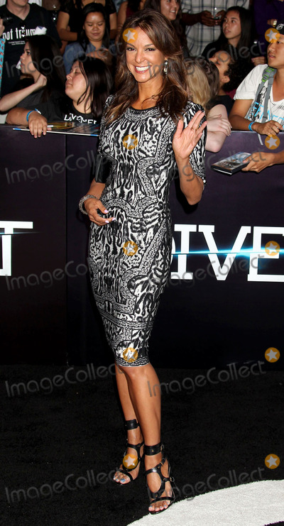 Eva LaRue Photo - 18 March 2014 - Westwood California - Eva LaRue Divergent Los Angeles Premiere held at The Regency Bruin Theatre Photo Credit Russ ElliotAdMedia