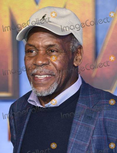 Danny Glover Photo - 09 December 2019 - Hollywood California - Danny Glover Jumanji The Next Level Los Angeles Premiere  held at TCL Chinese Theatre Photo Credit Birdie ThompsonAdMedia