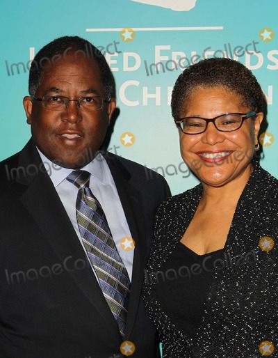 Karen Bass Photo - 29 May 2013 - Beverly Hills California - Chairman Mark Ridley-Thomas Congresswoman Karen Bass United Friends Of The Children Brass Ring Awards Dinner 2013_Arrivals Held At The Beverly Hilton Hotel Photo Credit Kevan BrooksAdMedia