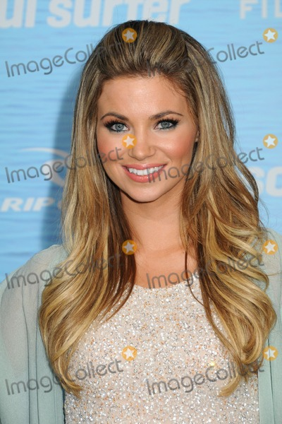 Amber Lancaster Photo - 30 March 2011 - Hollywood California - Amber Lancaster Soul Surfer Los Angeles Premiere held at ArcLight Cinemas Photo Byron PurvisAdMedia