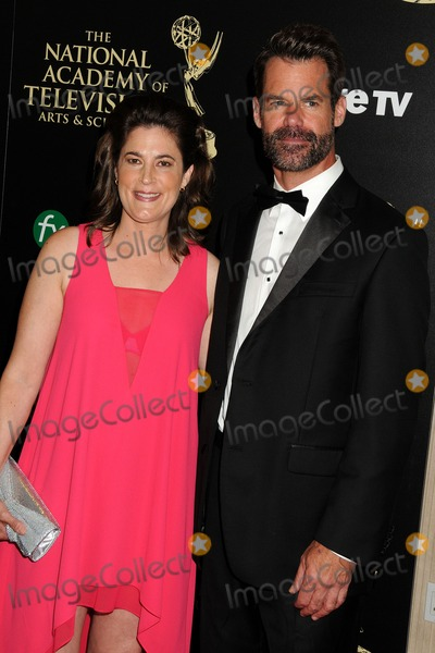 Tuc Watkins Photo - 22 June 2014 - Beverly Hills California - Tuc Watkins 41st Annual Daytime Emmy Awards - Arrivals held at The Beverly Hilton Hotel Photo Credit Byron PurvisAdMedia