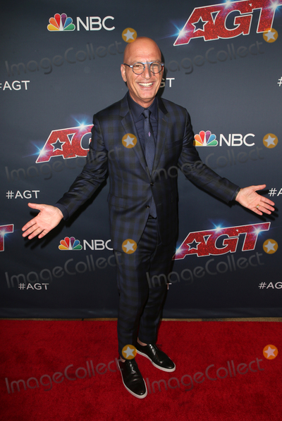 Howie Mandel Photo - 3 September 2019 - Hollywood California - Howie Mandel Americas Got Talent Season 14 Live Show Red Carpet held at Dolby Theatre Photo Credit FSadouAdMedia