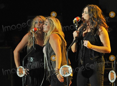 Ashley Monroe Photo - 14 July 2011 - Morristown Ohio - Ashley Monroe Angaleena Presley Miranda Lambert (left to right) The 35th Anniversary of Jamboree In The Hills 2011 also known as the Super Bowl of Country Music Photo Credit Devin SimmonsAdMedia