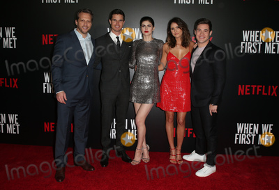 Ari Sandel Photo - 20 February 2018 - Hollywood California - Ari Sandel Robbie Amell Alexandra Daddario Shelley Hennig Adam Devine Special Screening of Netflix When We First Met held at Arclight Hollywood Photo Credit F SadouAdMedia