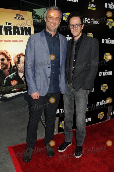 Jarrad Paul Photo - 27 April 2015 - Hollywood California - Andrew Mogel Jarrad Paul D Train Los Angeles Premiere held at Arclight Cinemas Photo Credit Byron PurvisAdMedia