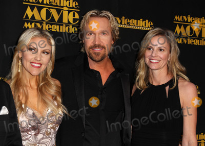Andrea Logan-White Photo - 05 February 2016 - Los Angeles California - David AR White and wife Andrea Logan White 24th Annual MovieGuide Awards 2016 held at the Universal Hilton Hotel Photo Credit AdMedia